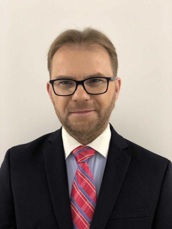 Kamil Pietrasik MD, PhD, Warszawa