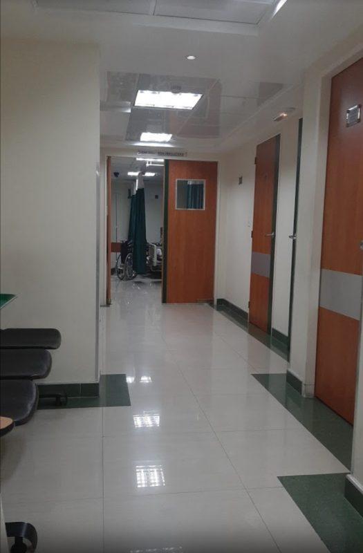 Unidad quirúrgica Esmeralda, Distrito Capital, Caracas – Venezuela