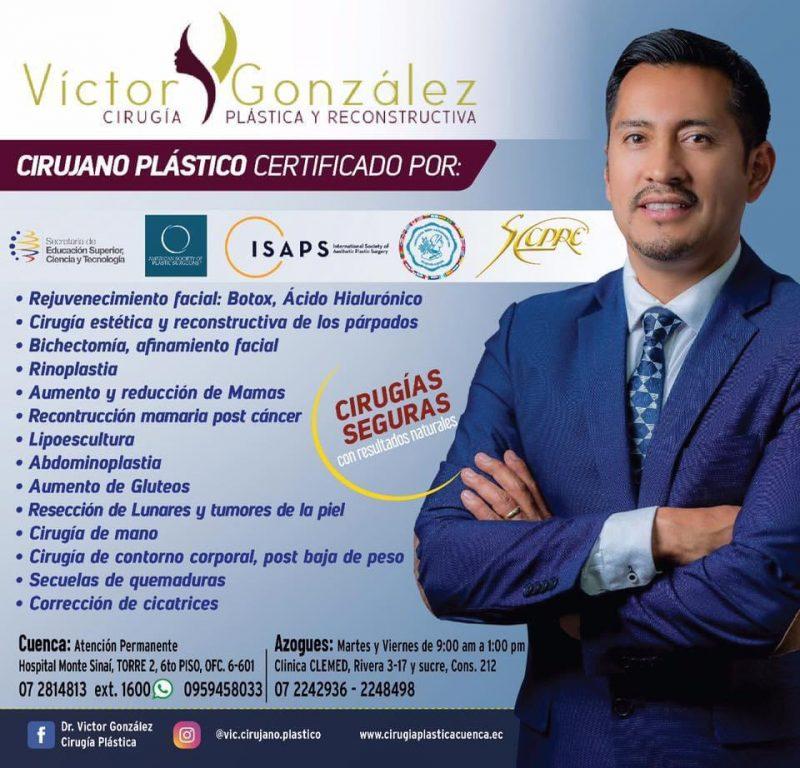 Dr. Victor Gonzalez, Cuenca
