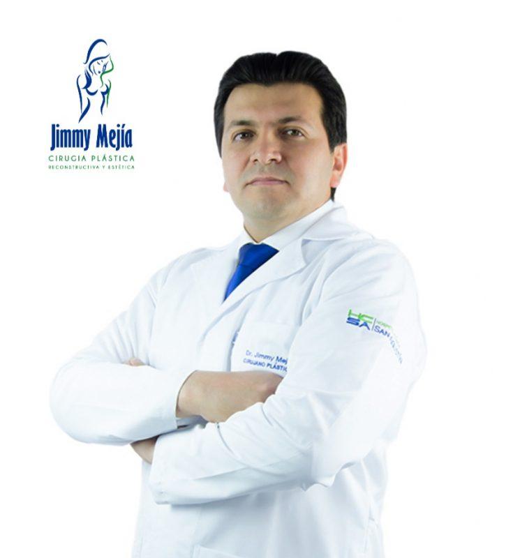 Dr. Jimmy Mejia, Loja