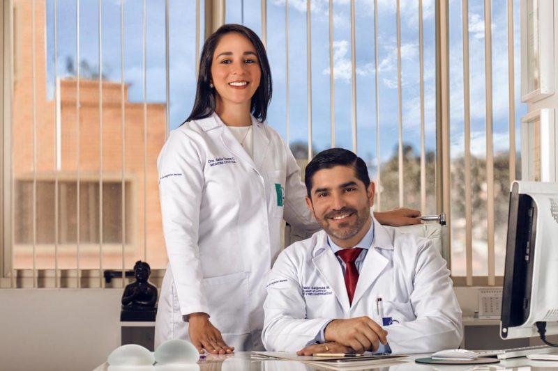 Dr. Pablo Salamea Molina, Cuenca
