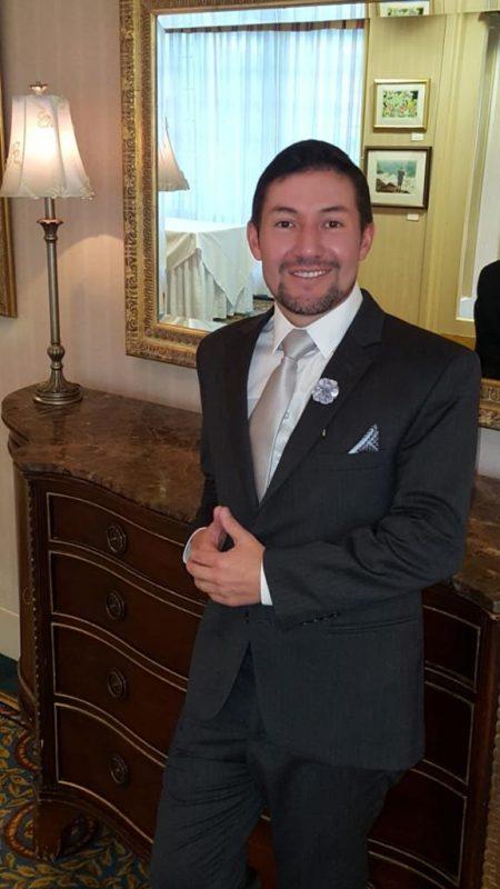 Dr. Santiago Moreno, Quito