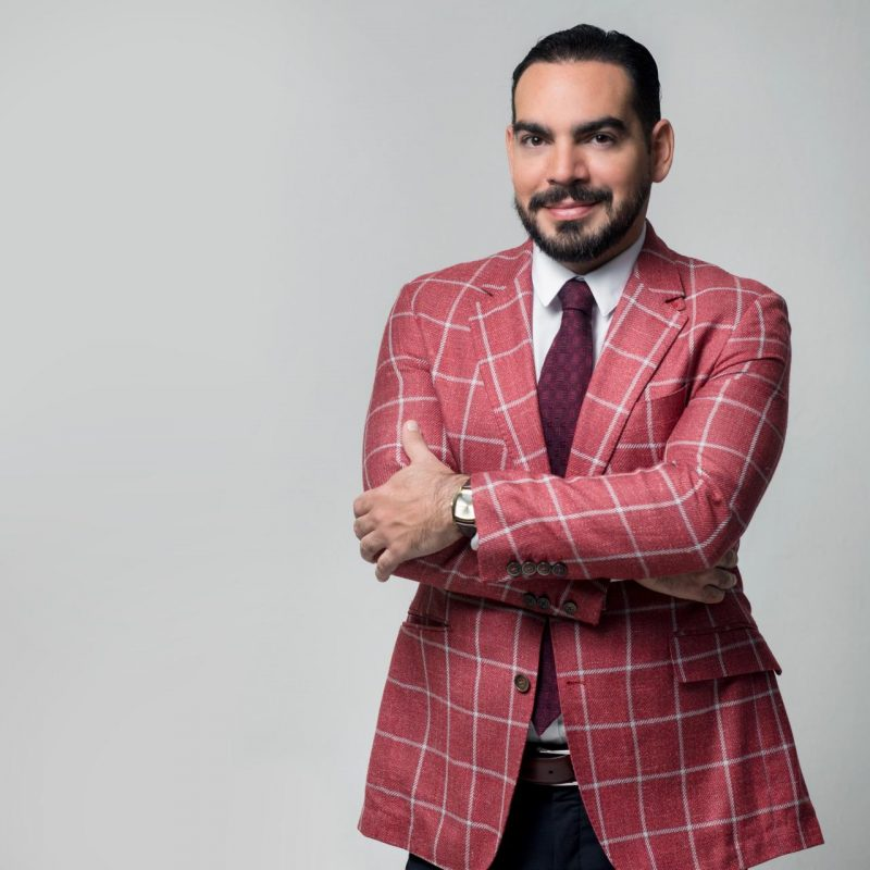 Dr. Fernando Ortiz, Guayaquil