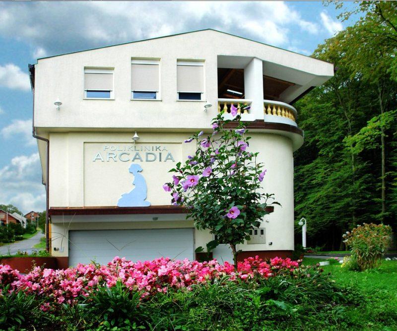 Poliklinika Arcadia Daruvar d.o.o., Daruvar