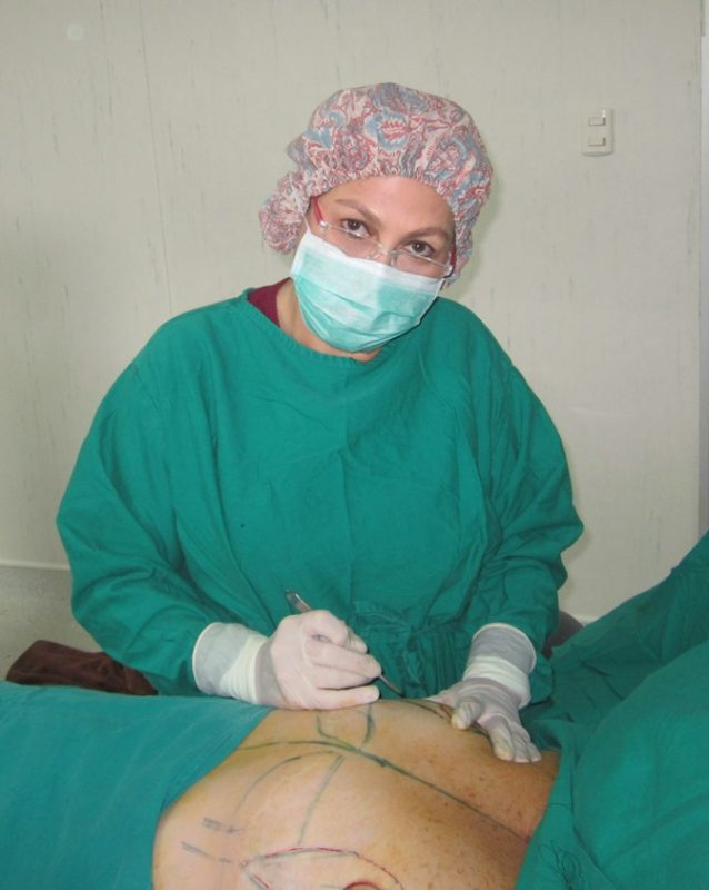 Dra. Marcela Yépez Intriago – Clincorp, Guayaquil