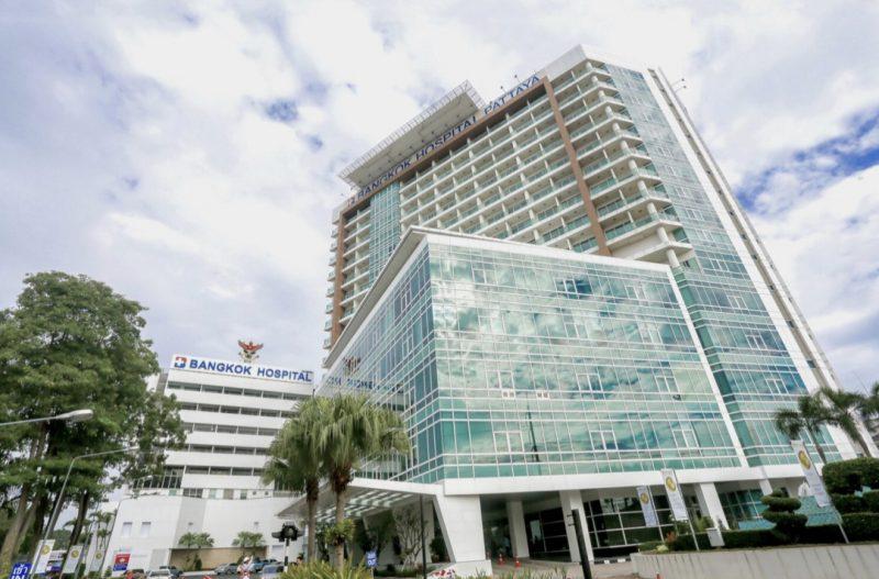 Bangkok Hospital Pattaya, Pattaya city