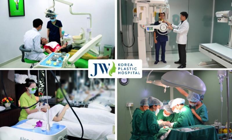 JW Anesthetic Hospital, TP Hồ Chí Minh