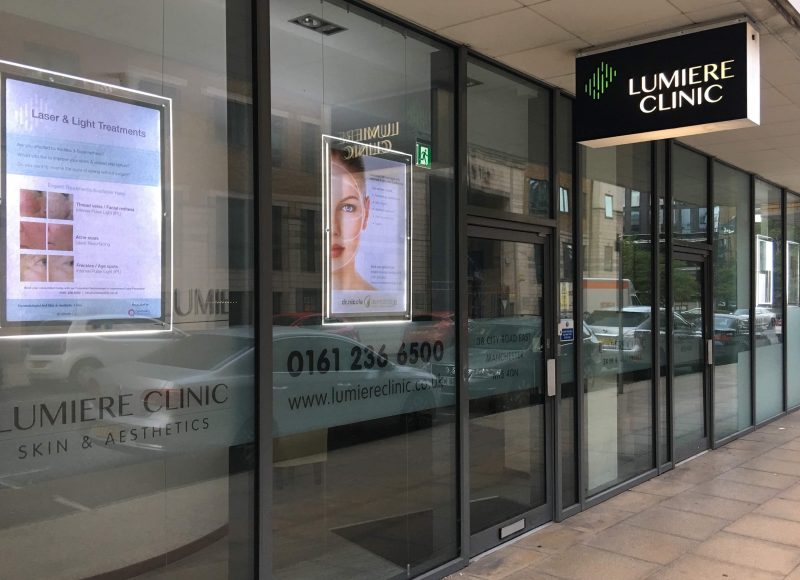 Lumiere Clinic, Manchester